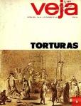 Veja, tortura na capa, dez 1969