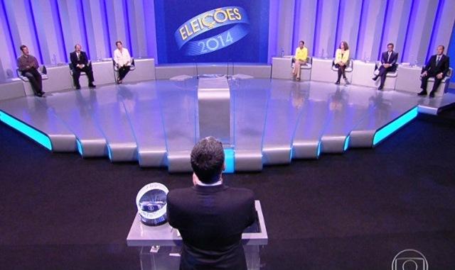 debate na Globo