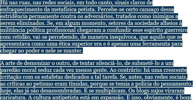 Reinaldo Azevedo, folha, O PT COMEÇA A MORRER