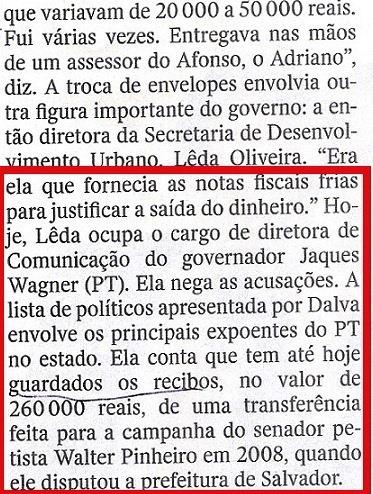 Veja, 24set, ISNTITUTO BRASIL, Canarana 10,   O CAMINHO DO DINDIN, 10