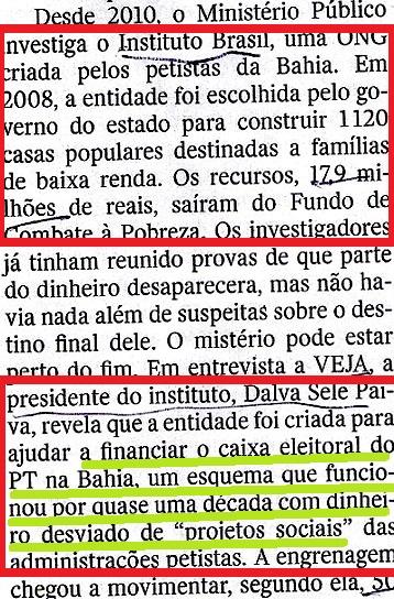 Veja, 24set14, INSSTITUTO BRASIL, Canarana 2