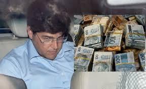 avião, dinheiro, minas