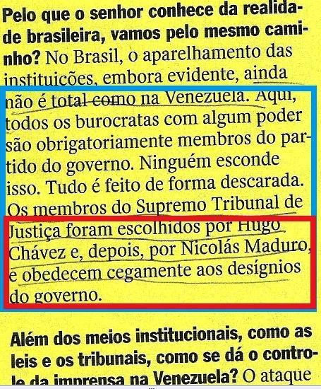 veja, 05nov14, jornalista venezuelano 13