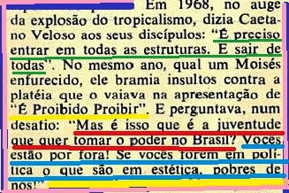 CAETANO VELOSO, 7, Veja, 19jan1972