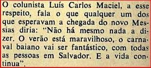 CAETANO VELOSO, 8, Veja, 19jan1972
