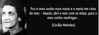 CECÍLIA MEIRELES, NAVIO, SONHO2