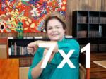 Dilma, 7x1