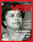 DILMA, CAPA VEJA, 24FEV2010, ed. 2153