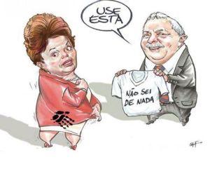 Dilma, lula, INOCENTES