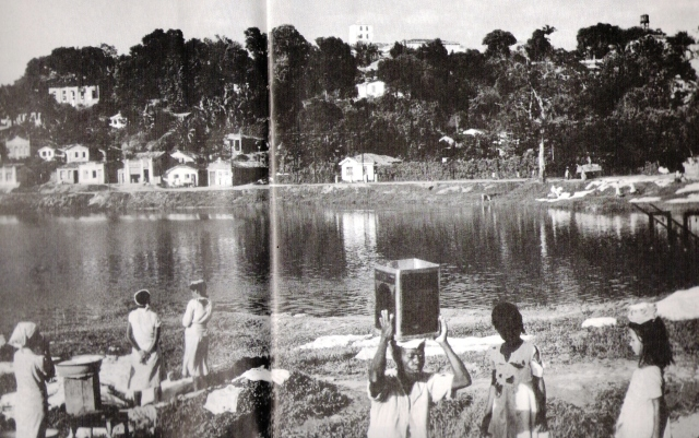 Dique do Tororó, décadas de 30 e 50 REVISTA MEMÓRIAS DA BAHIA, Nº8, DEZ2002