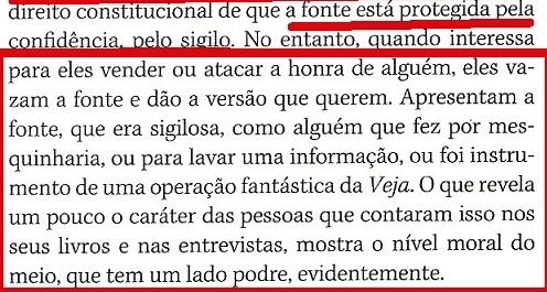 DIRCEU NA CAROS AMIGOS, notícias do planalto, VAZAMENTO DE FONTE