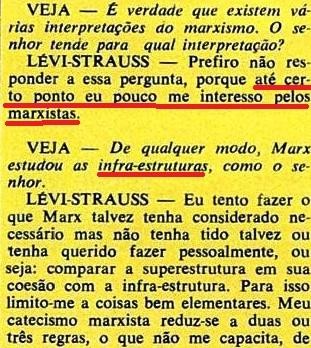 ESTRUTURALISMO, LEVY-STRAUS, 5, veja, 19jan1972