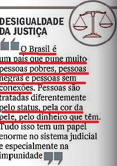 joaquim barbosa do Brasil, justiça