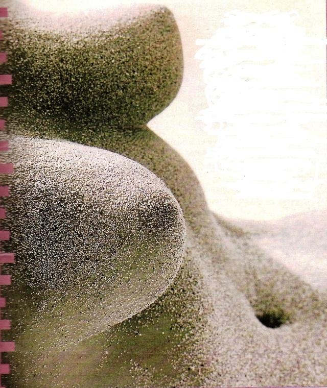 mulher areia, Cyndy Crauford
