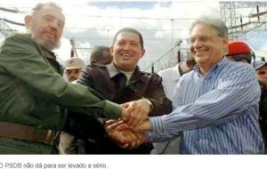 PLANTÃOBRASIL, FHc, Fidel, Chaves