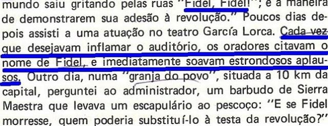 Vargas Llosa,  CONTRA VENTO E MARÉ, fidel, Cuba, fl29, parte 2