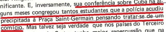 Vargas Llosa, Contra vento e maré, Sartre, out1964, fl 55