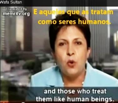 a árabe de 55 anos qeu mora nos EUA 5, mulheres como humanos