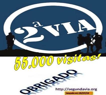 55 mil visitas