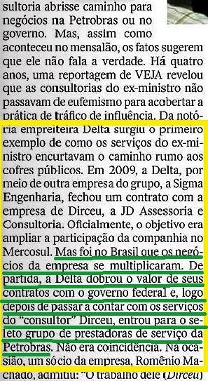 DIRCEU, O MAIOR CONSULTOR DO MUNDO 6
