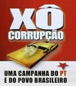 xÔ corrupção , capanha PT 2002