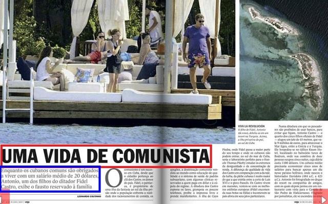 CUBA, UMA VIDA DE COMUNISTA 1