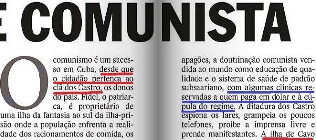 CUBA, UMA VIDA DE COMUNISTA 2