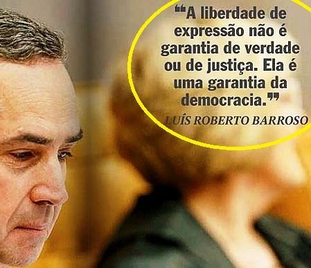 Luis RobertoBarroso, Veja, 17jun15