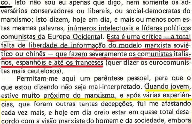 VARGAS lLHOSA, CONTRA VENTO E MARÉ, LIBERDADE DE INFORMAÇÃO,fl.286, parte 2