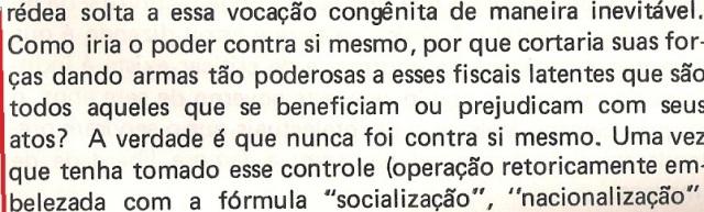 VARGAS lLHOSA, CONTRA VENTO E MARÉ, LIBERDADE DE INFORMAÇÃO,fl.289, parte 3