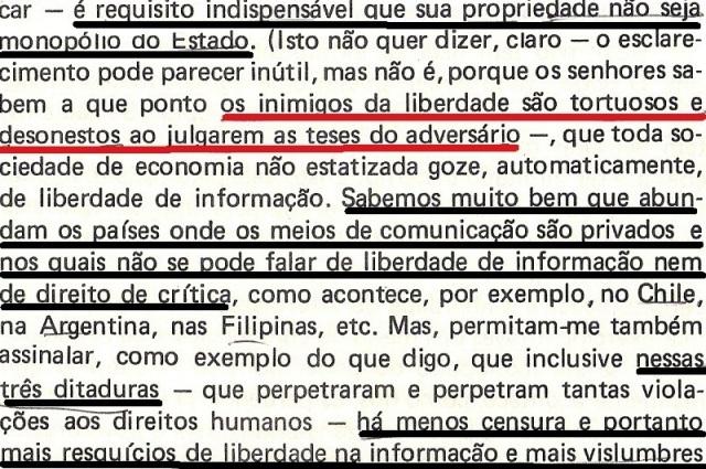 VARGAS lLHOSA, CONTRA VENTO E MARÉ, LIBERDADE DE INFORMAÇÃO,fl.290, parte2