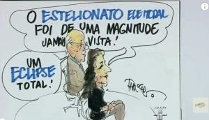 JANAÍNA PASCOAL E HÉLIO BICUDO, RODA VIVA, 10 charge estelionato