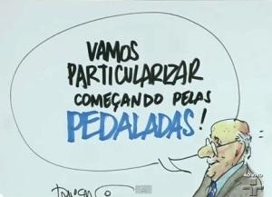 JANAÍNA PASCOAL E HÉLIO BICUDO, RODA VIVA, 11 charge pedaladas