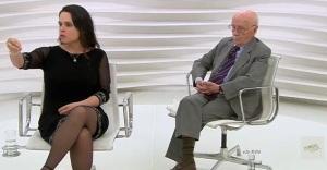 JANAÍNA PASCOAL E HÉLIO BICUDO, RODA VIVA,2