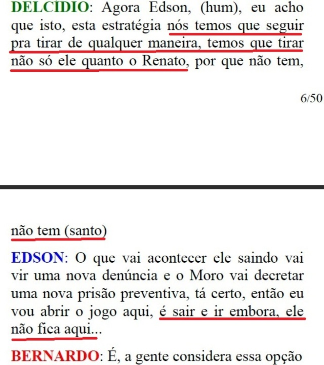 DELCÍDIO 1 TIRAR DE QUALQEUR JEITO