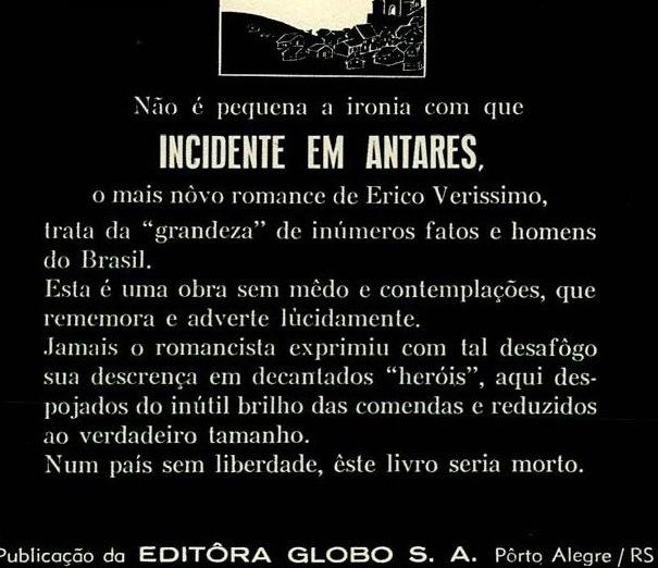 INCIDENTE EM ANTARES, VEJA 19AN1972