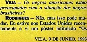 JOÃO JORGE 14, OLUDUM, AMARELAS, VEJA MAIO1993