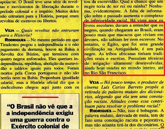 JOÃO JORGE 18, OLUDUM, AMARELAS, VEJA MAIO1993