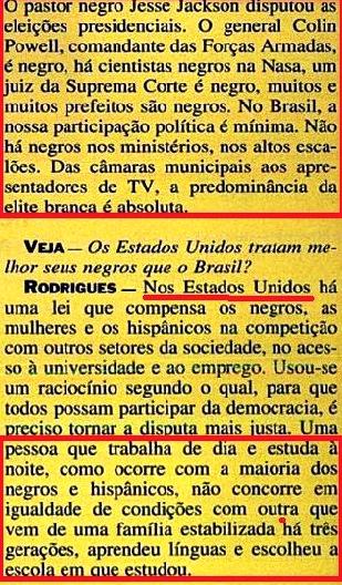 JOÃO JORGE 13, OLUDUM, AMARELAS, VEJA MAIO1993