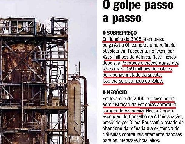 O GOLPE 1