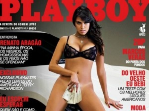 playboy, Taiana Camargo, ela sabia 1