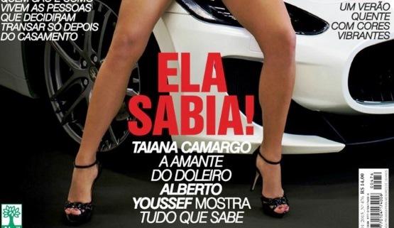 playboy, Taiana Camargo, ela sabia 2