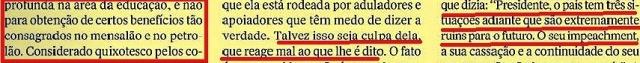 CRISTÓVÃO BUARQUE 3, páginas amarelas, Veja 20jan16