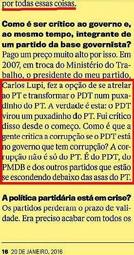 CRISTÓVÃO BUARQUE 6, páginas amarelas, Veja 20jan16
