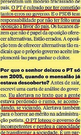 CRISTÓVÃO BUARQUE 8, páginas amarelas, Veja 20jan16