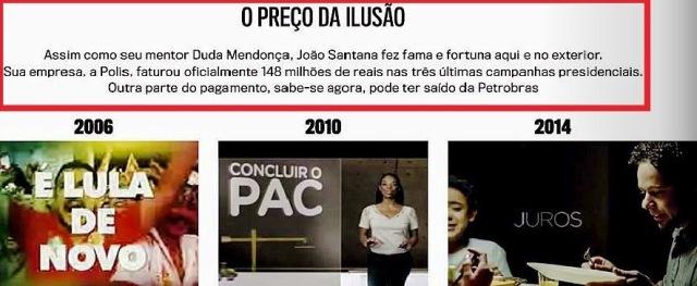 FAMA E FORTUNA1, Veja 20jan16