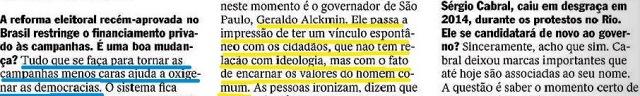 marqueteiro Renato Pereira, 11 , Veja 09dez15