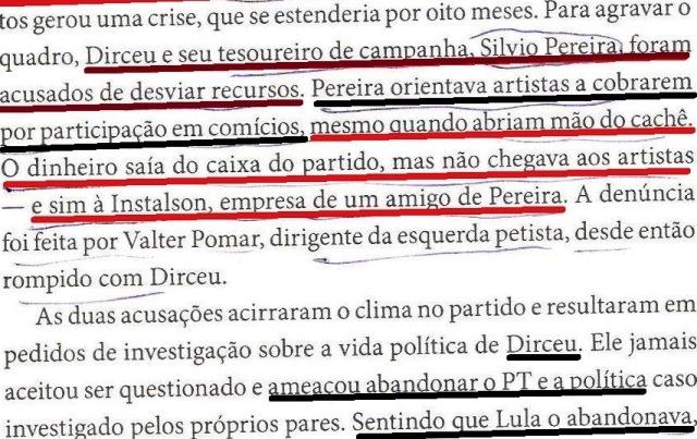 DIRCEU, LULA, OAS, ODEBRECHET...1994, livro DIRCEU, fl.147 parte 2