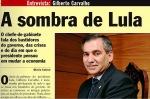 Gilberto Carvalho, Veja, amarelas 1, 2008