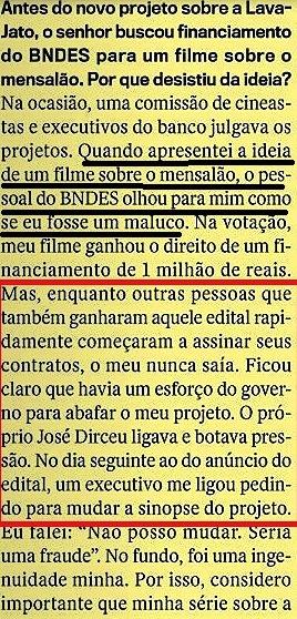 PADILHA, veja, amrelas 11, 23mar16, BNDES, MENSALÃO, DIRCEU...